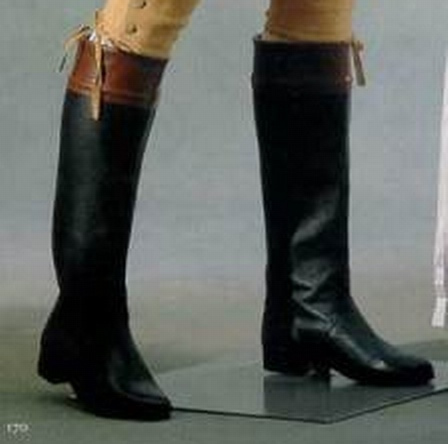 Top boots - Modern reconstructions