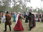 Abbey Medieval Festival - Sellenger's Round